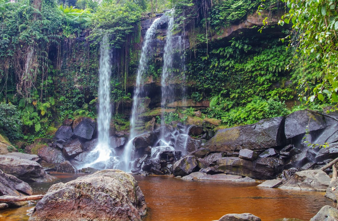 kulen waterfalls