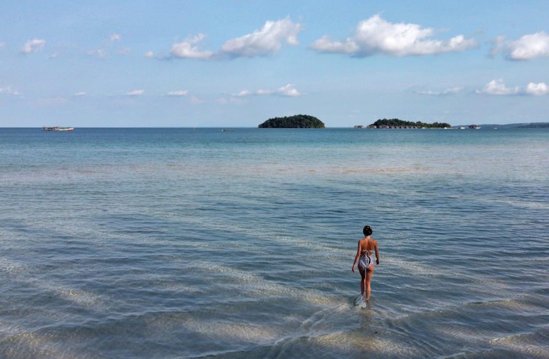 private island in cambodia