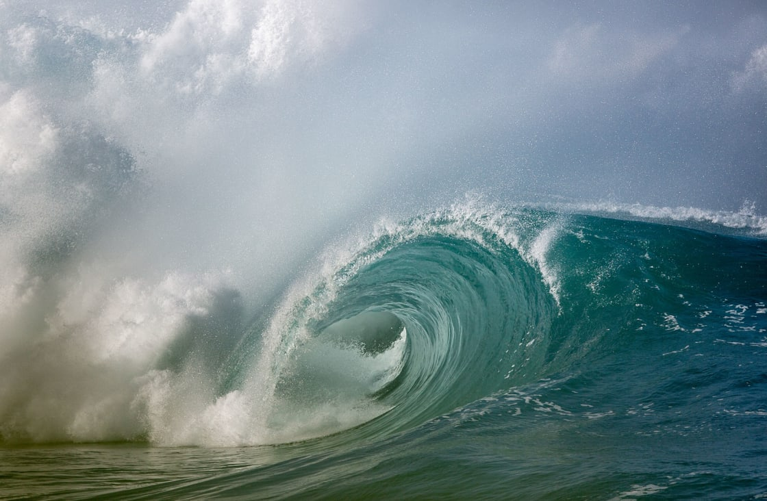 the wave october december indonesia