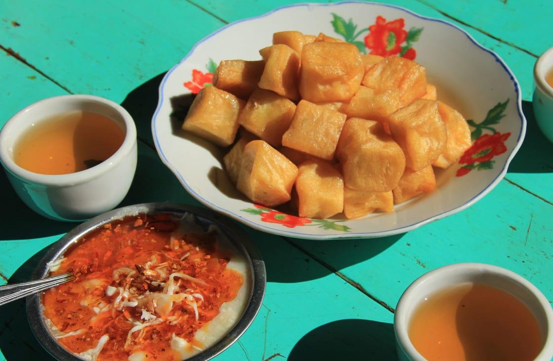 Burmese-Tofu