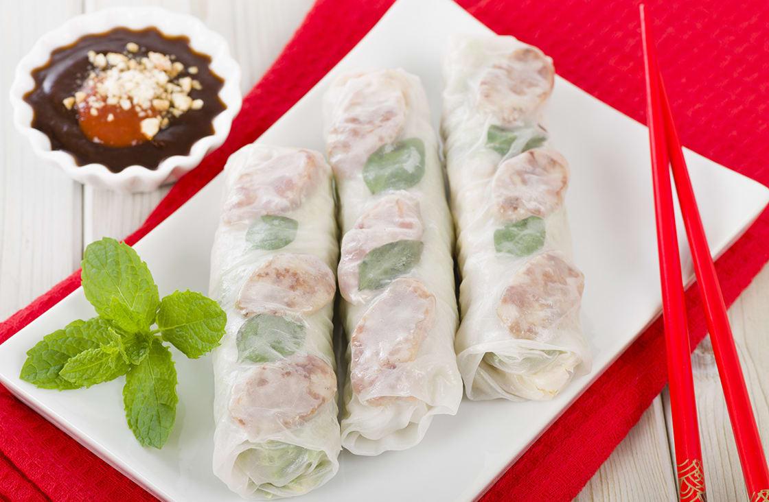 Banh Gat Gu (Nodding Cake)