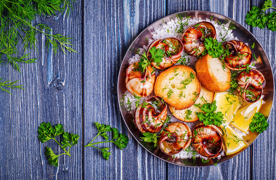Stir-fried Sea Snails