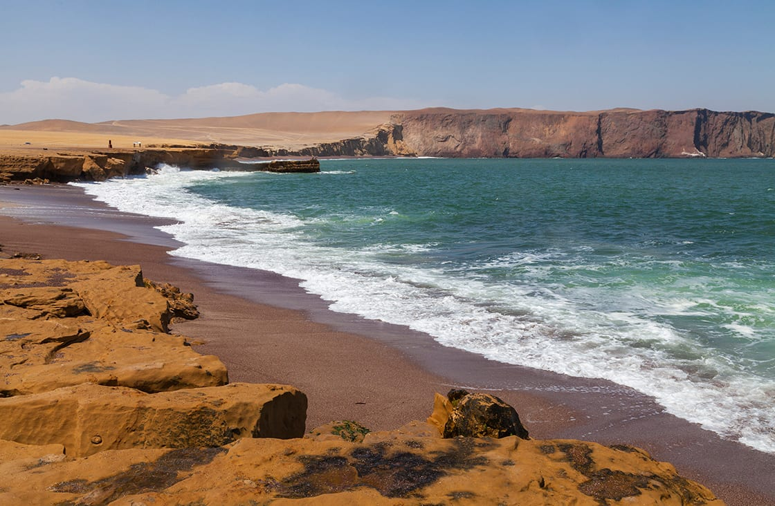 Landscape,Photography,Of,Dunes,And,Cliffs,On,The,Coast,Of