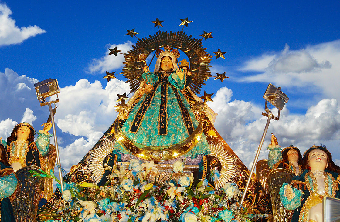 Image,Of,The,Virgin,Of,The,Candelaria,Virgin