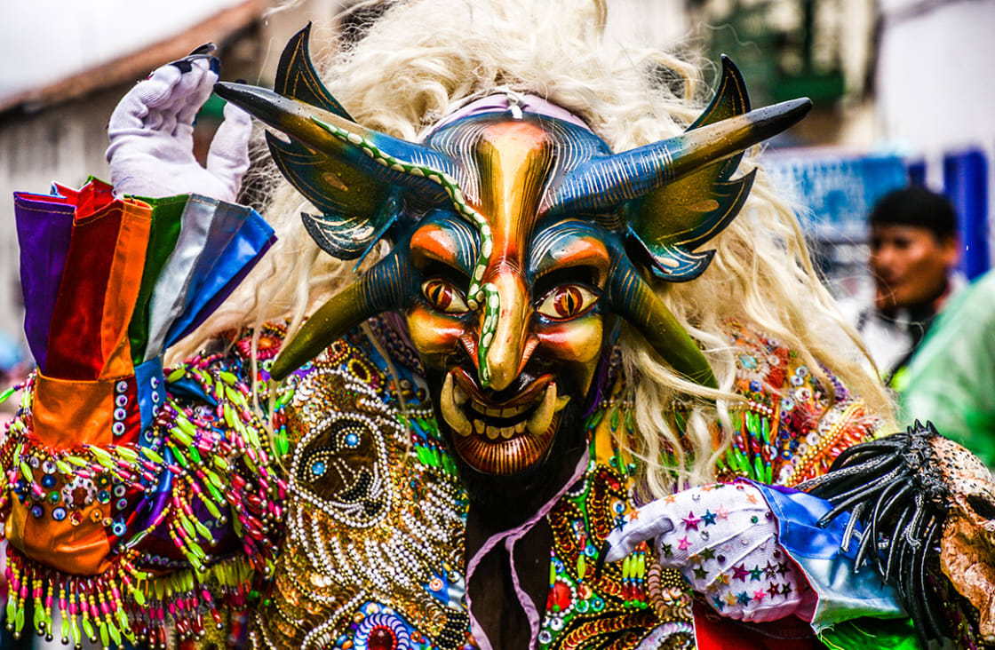 The Inti Raymi Or Sun Festival