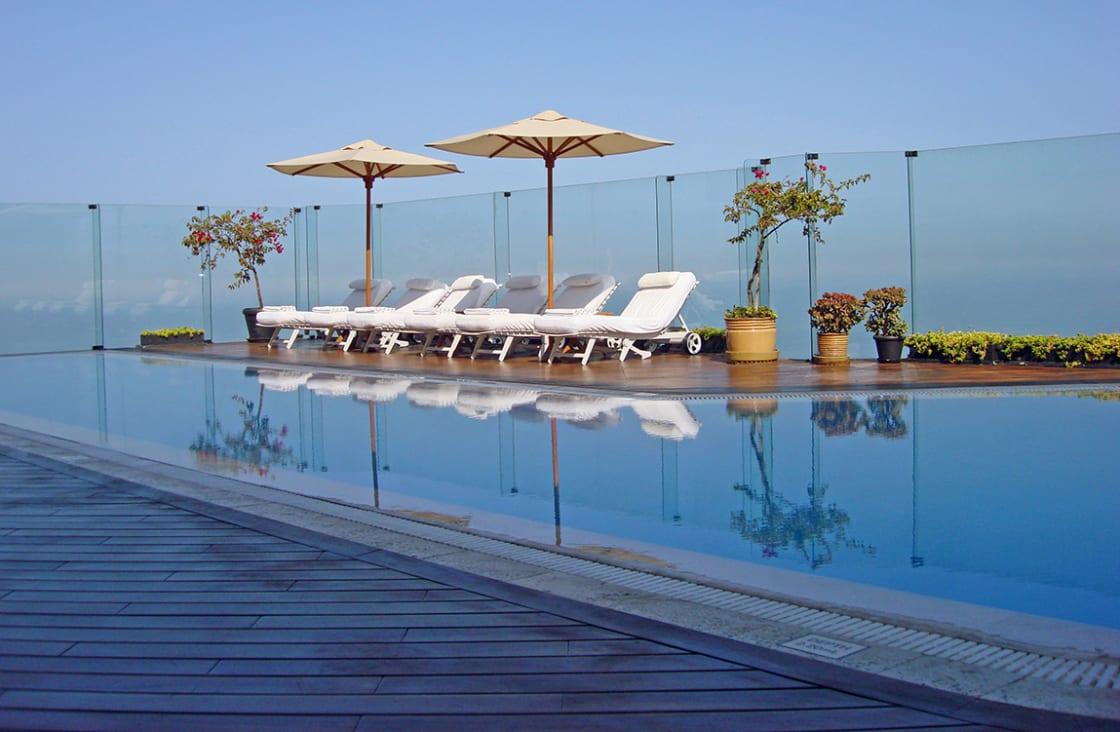 Upscale,Hotel,In,Miraflores,,Peru,Near,Lima,In,South,America