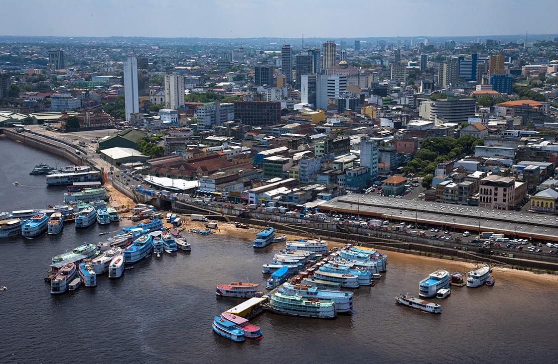 Manaus,Harbor