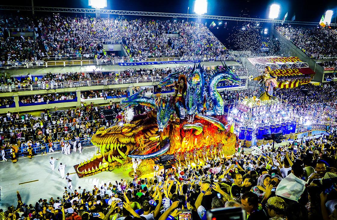 Rio Carnival, Miniature Effect