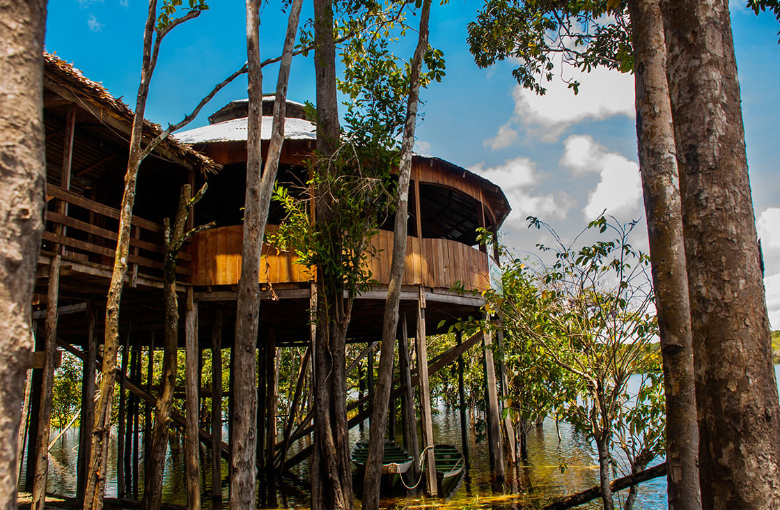 Wooden River Lodge, Manaus