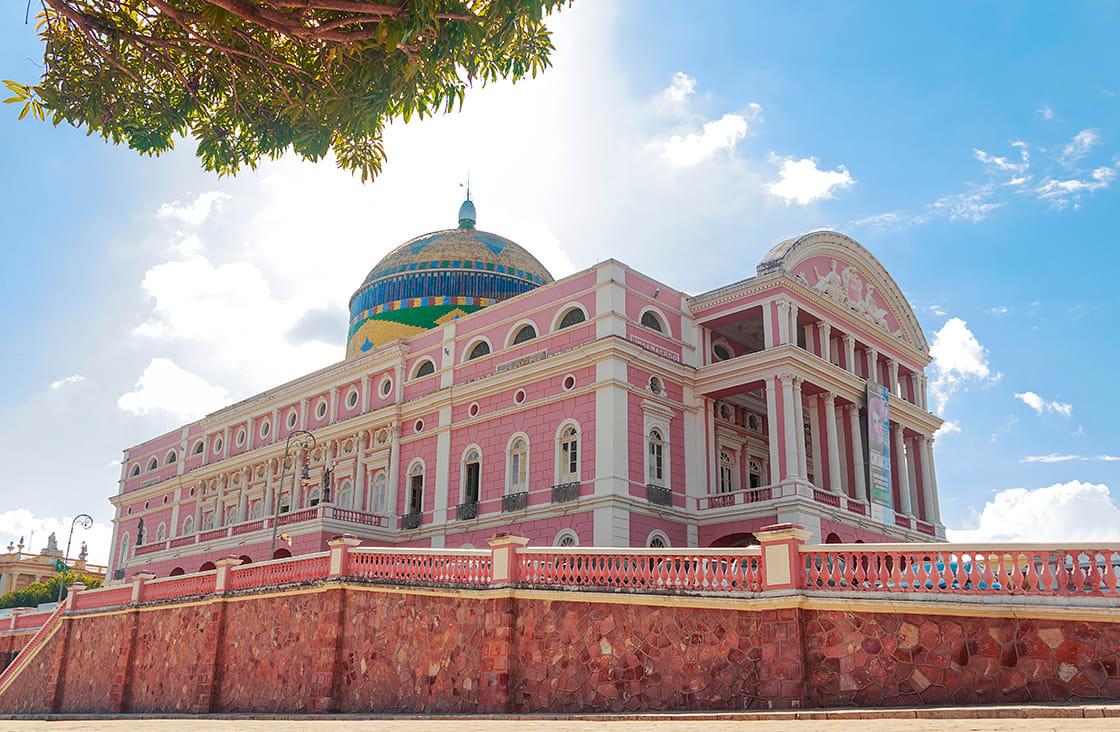Opera House, Manaus - Brazil