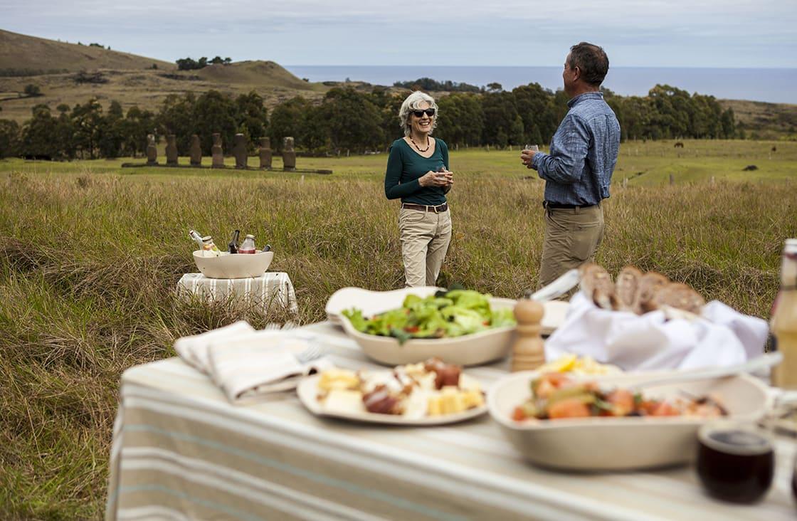 Easter Island Cuisine-Main-Lunch in Akivi-Explora-Rapa-Nui