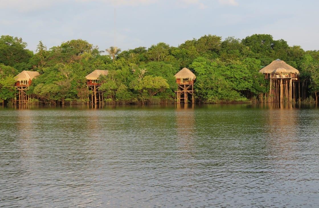 Juma Jungle Lodge