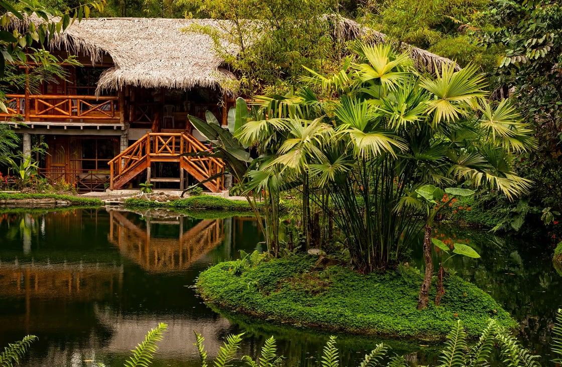 Mindo Eco Lodge, Ecuador