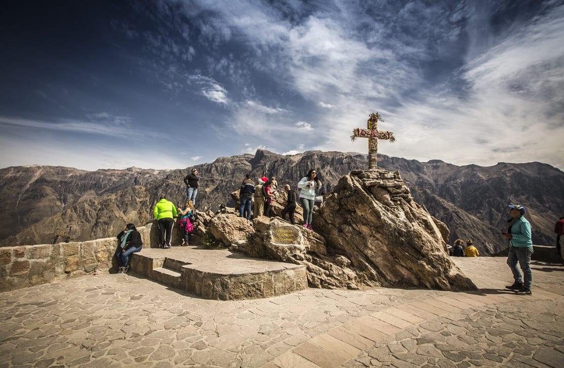 Cruz Del Condor, Colca Valley