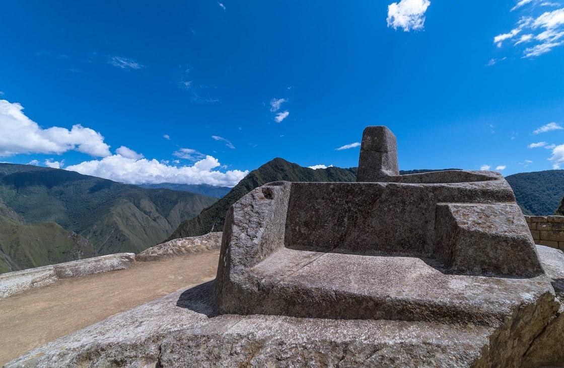 Intihuatana, Machu Picchu