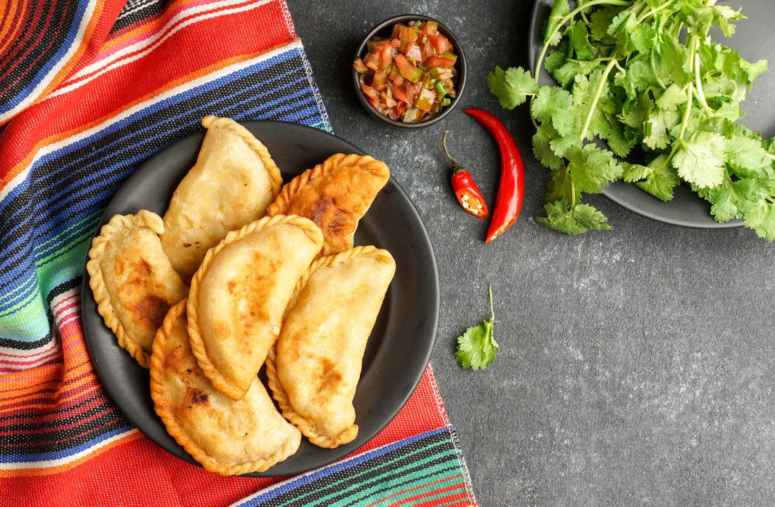Empanadas Bolivianas