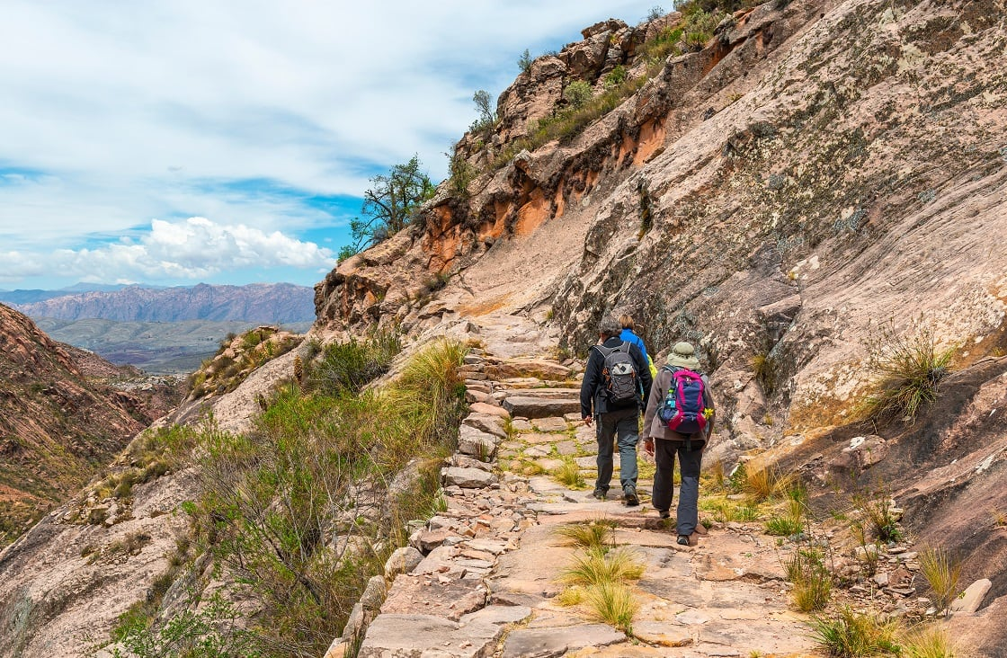 Inca Trek In Bolivia