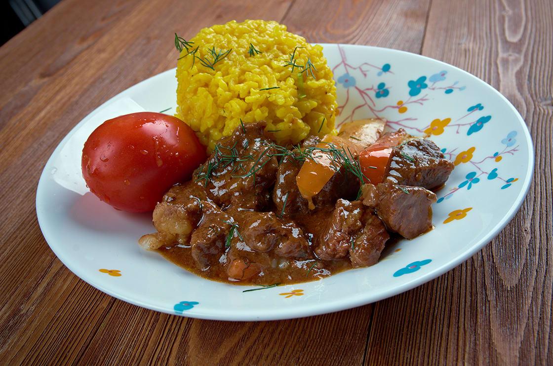 Seco De Chivo, Ecuadorian Stew