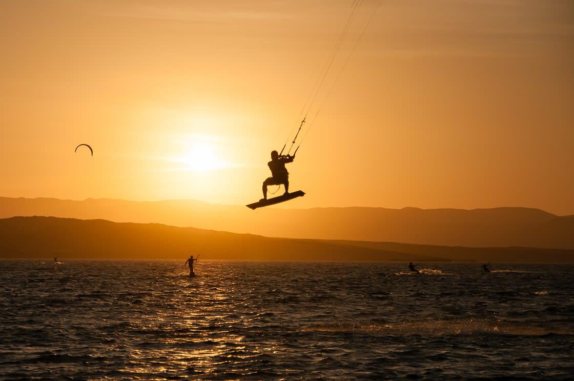 Kitesurf In Paracas