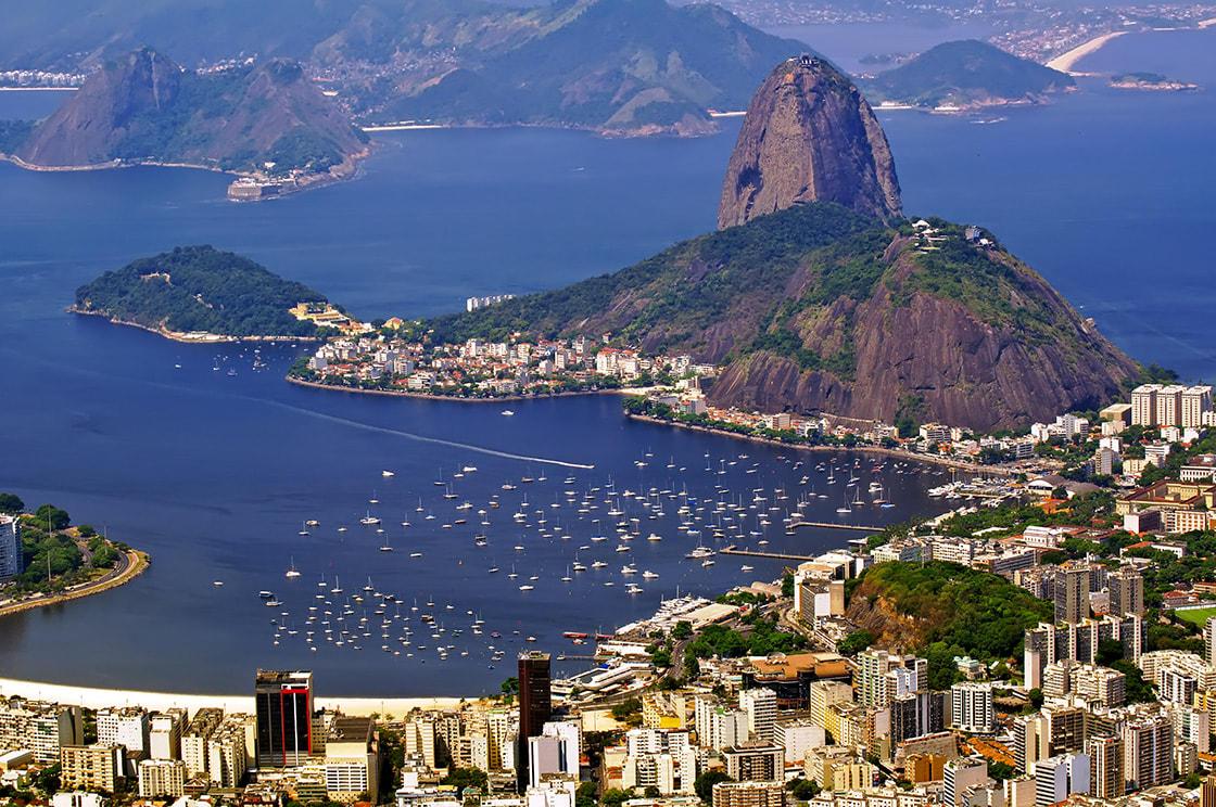 Sugar,Loaf.,Rio,De,Janeiro