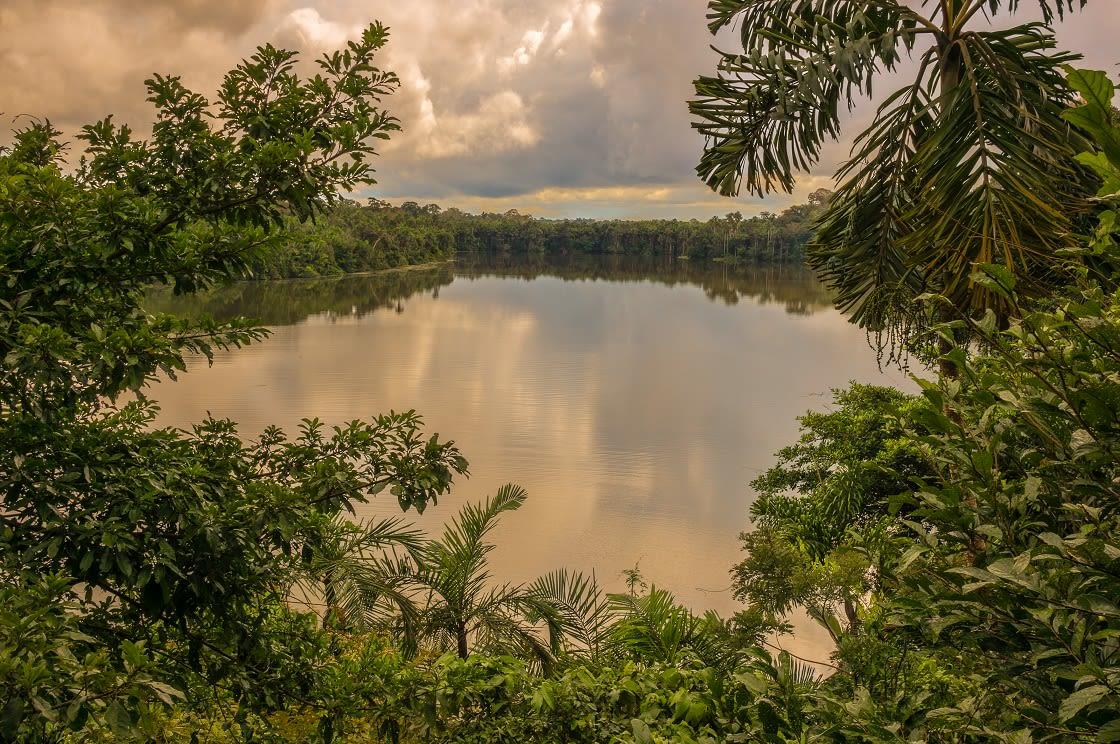 Sandoval Lake, Tambopata