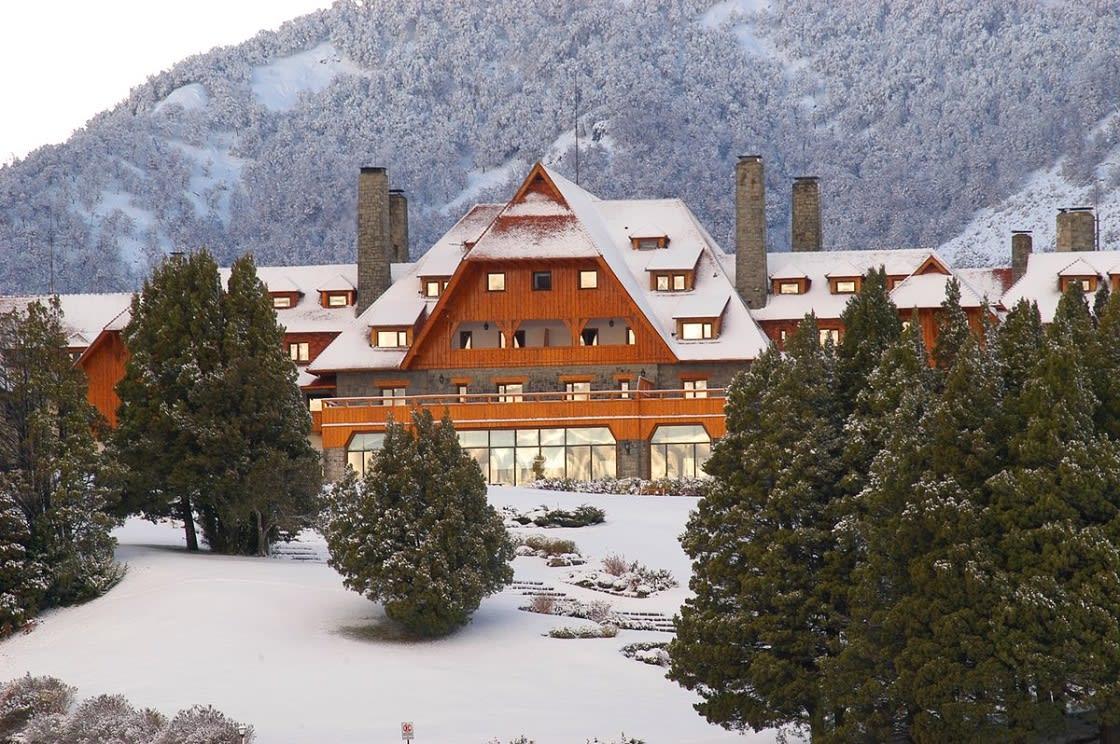 Llao Llao Hotel in Bariloche