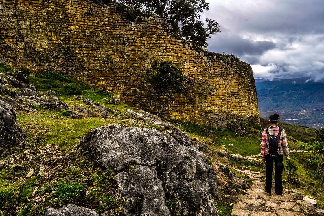 Trekking In The Kuelap