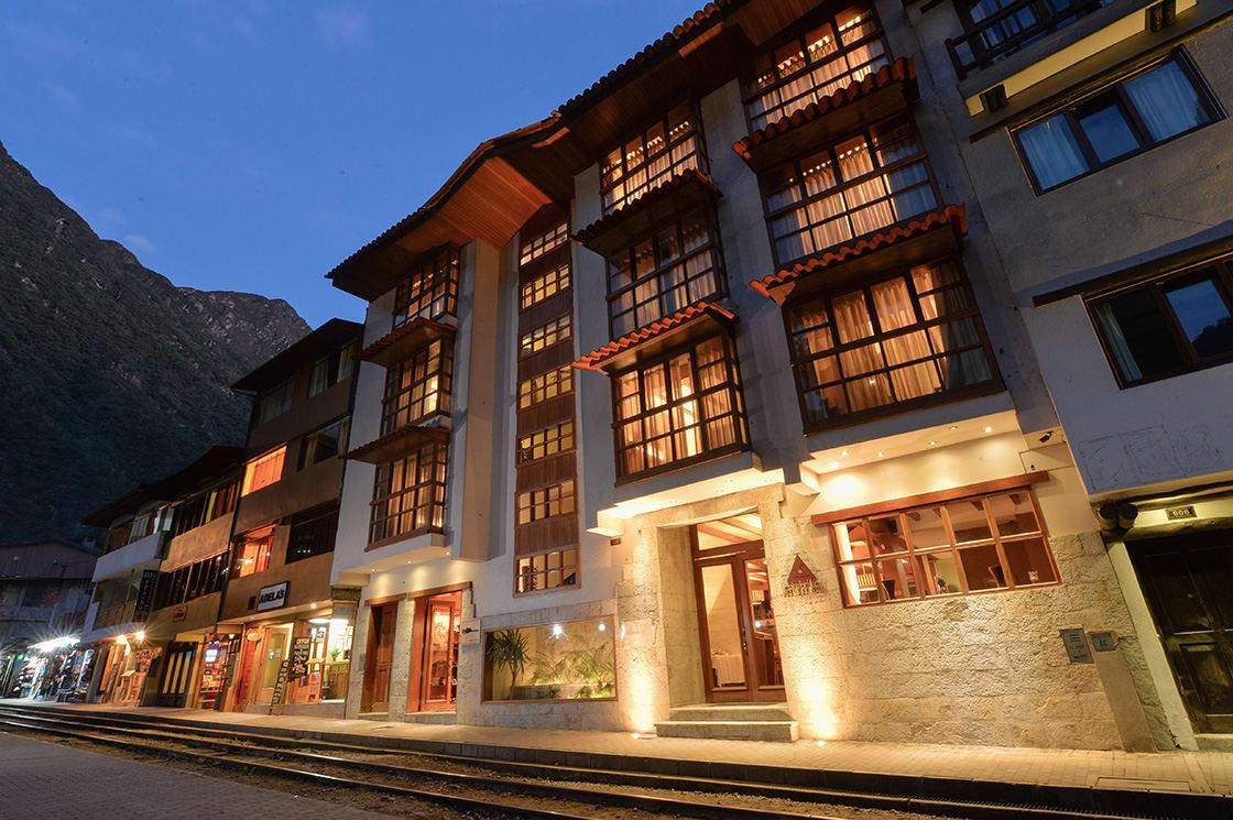Casa Del Sol Hotel in Aguas Calientes