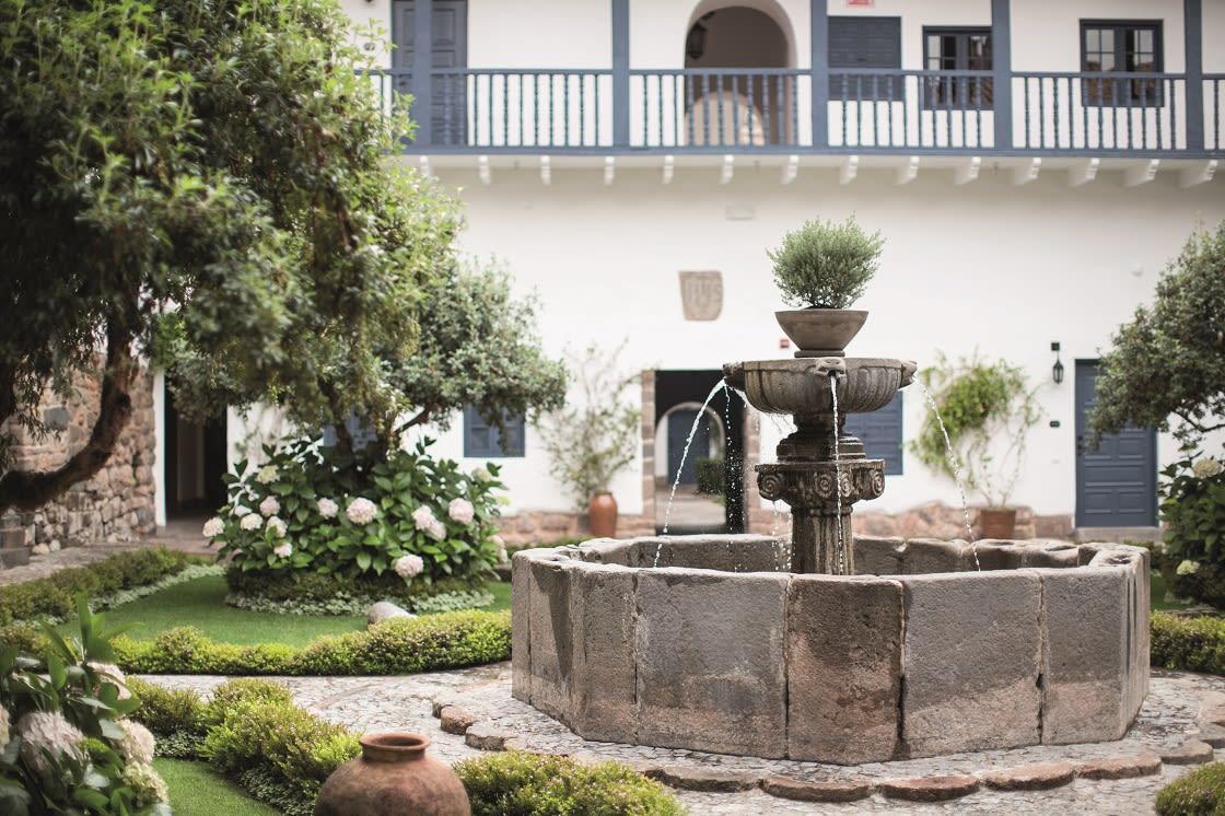 Palacio Nazarenas by Belmond