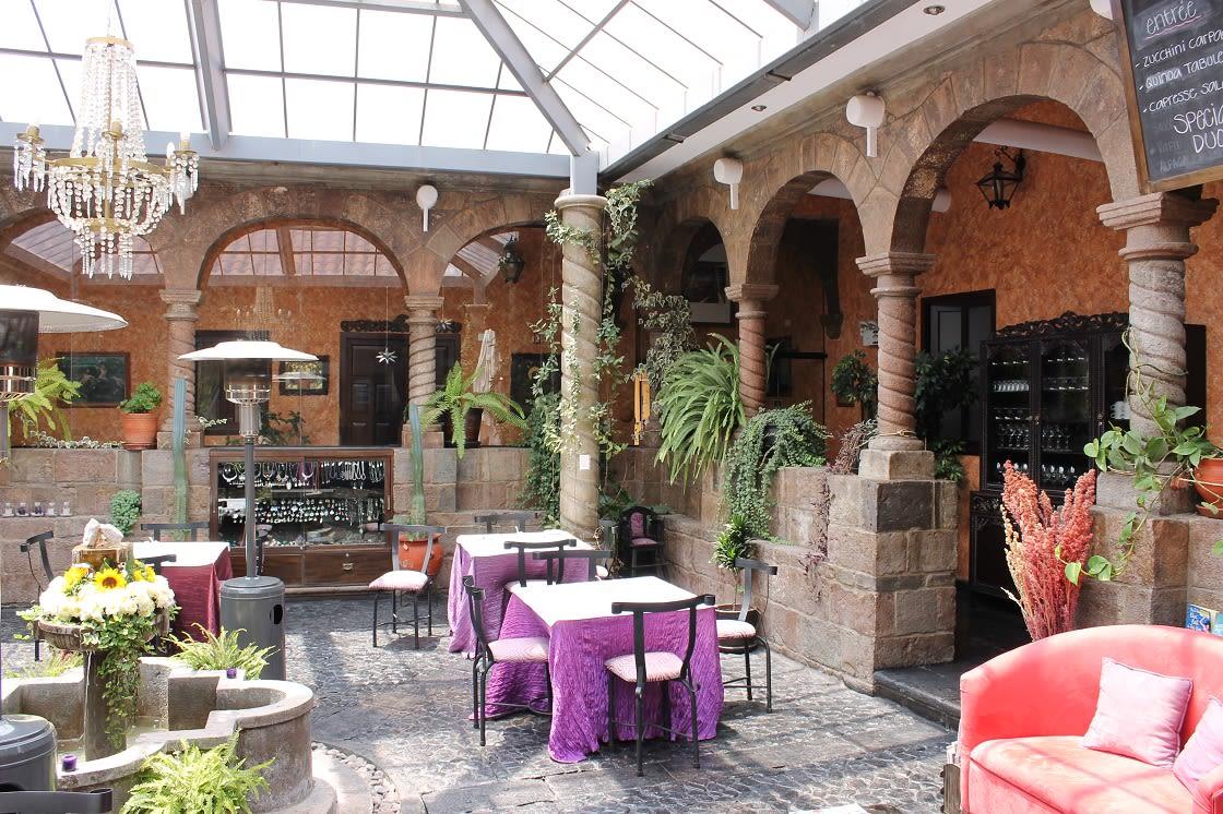 andean wings hotel in cusco
