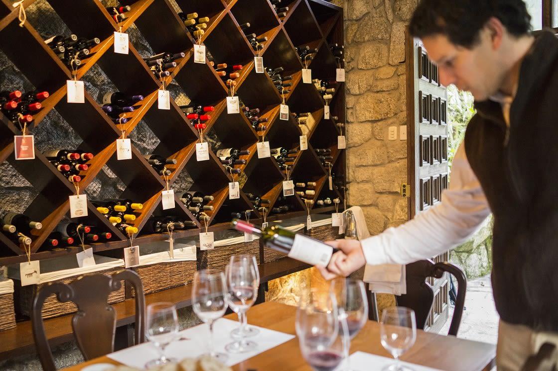 Inkaterra-wine_tasting