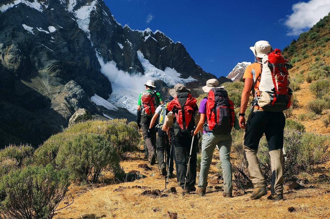 Trekking In Cordillera Huayhuash, Peru