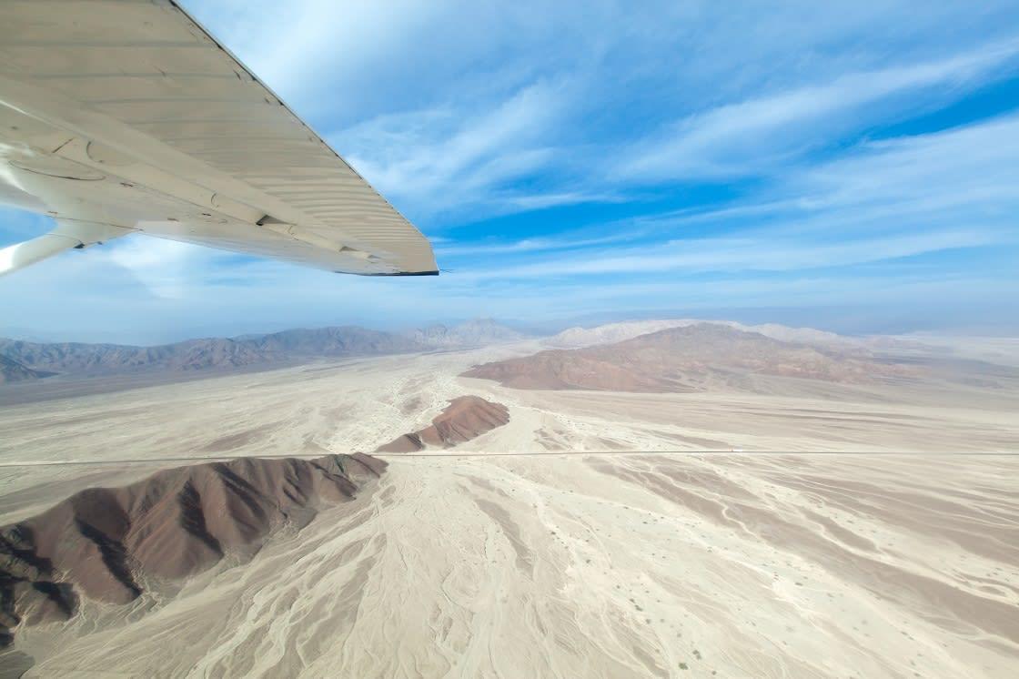 Overflight The Nazca Lines