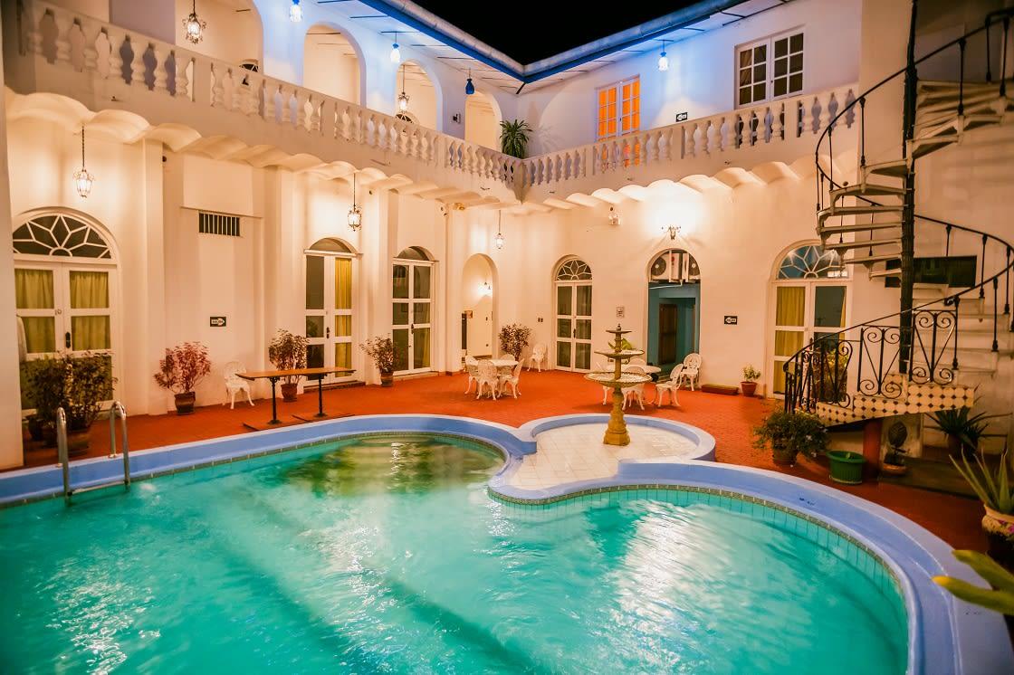 Pool At Casa Morey Hotel