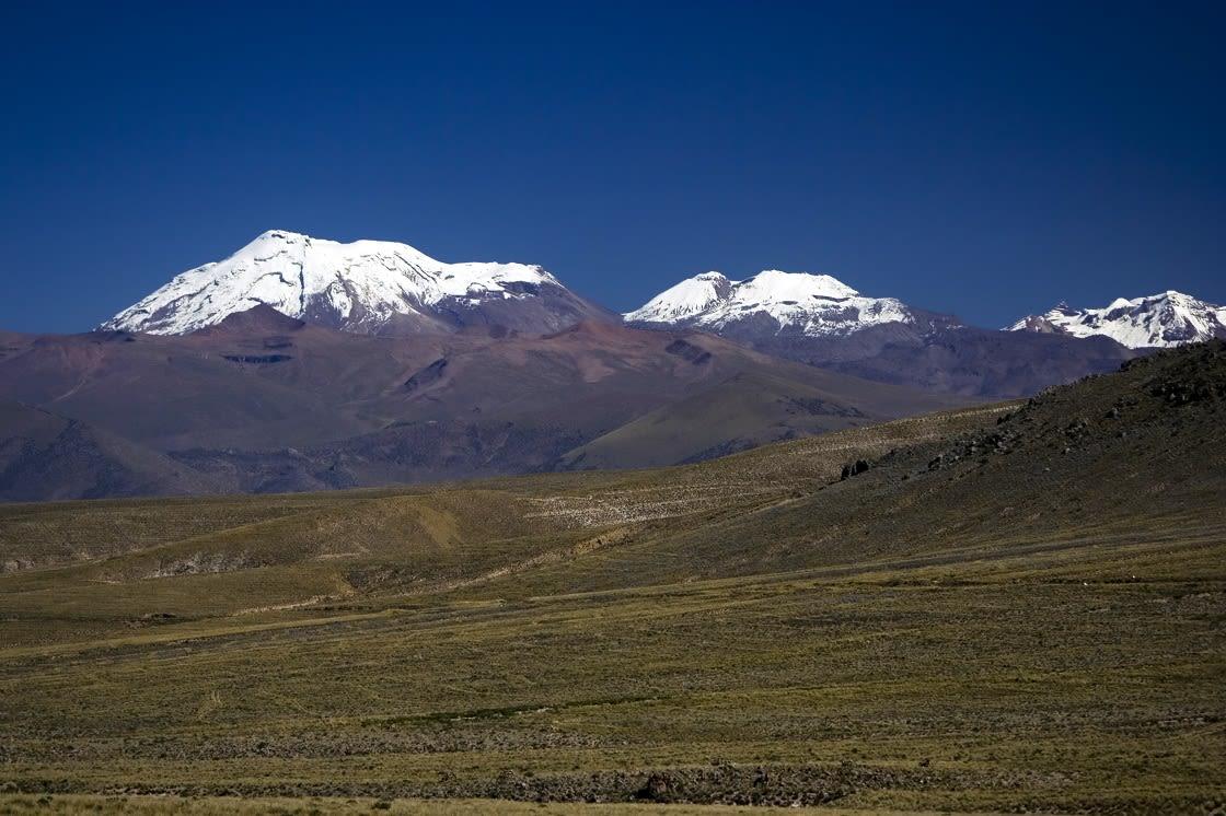Nevado de Ampato, Arequipa