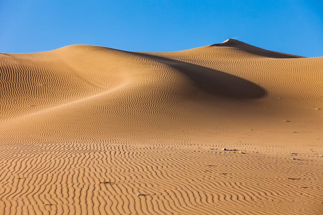 Ica Desert, South Of Lima - Peru
