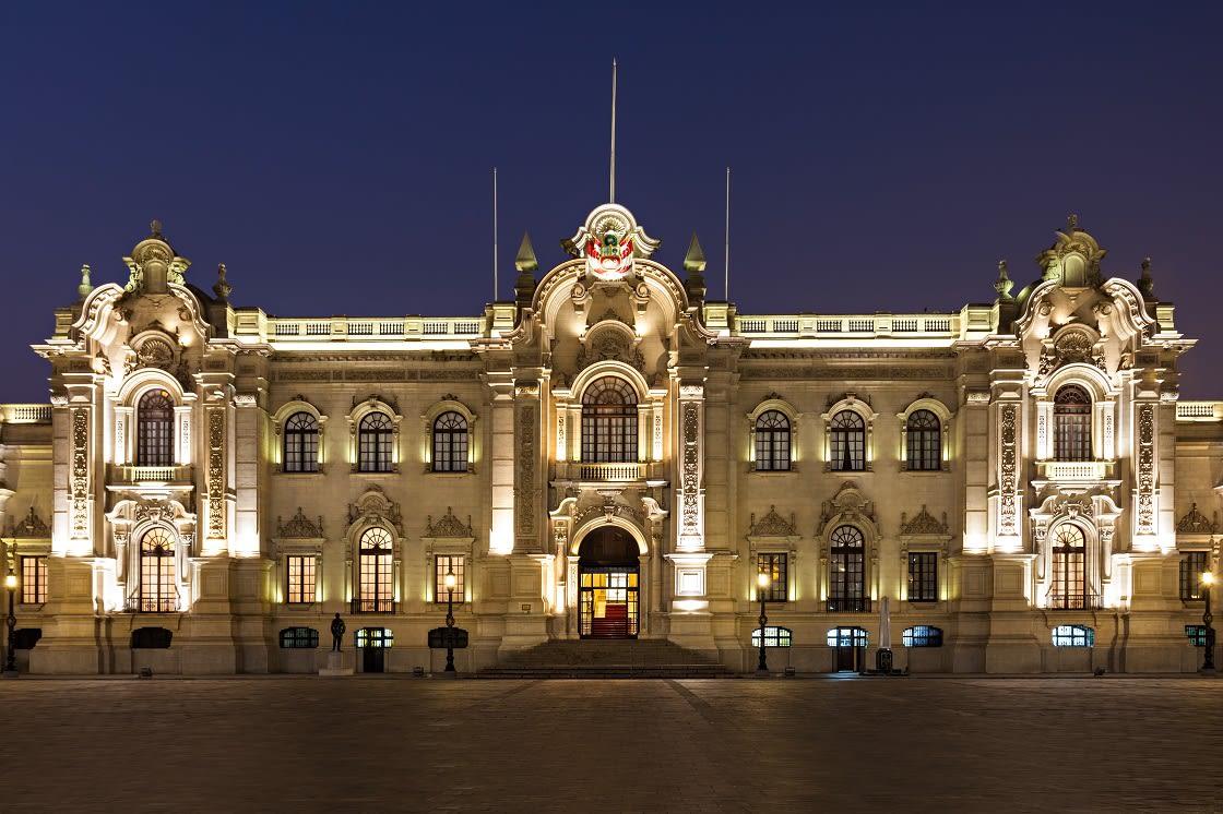 eru Government Palace