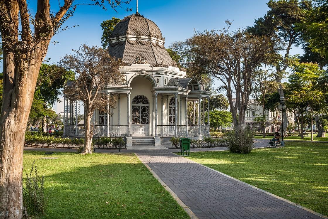 Parque De La Exposición, Lima