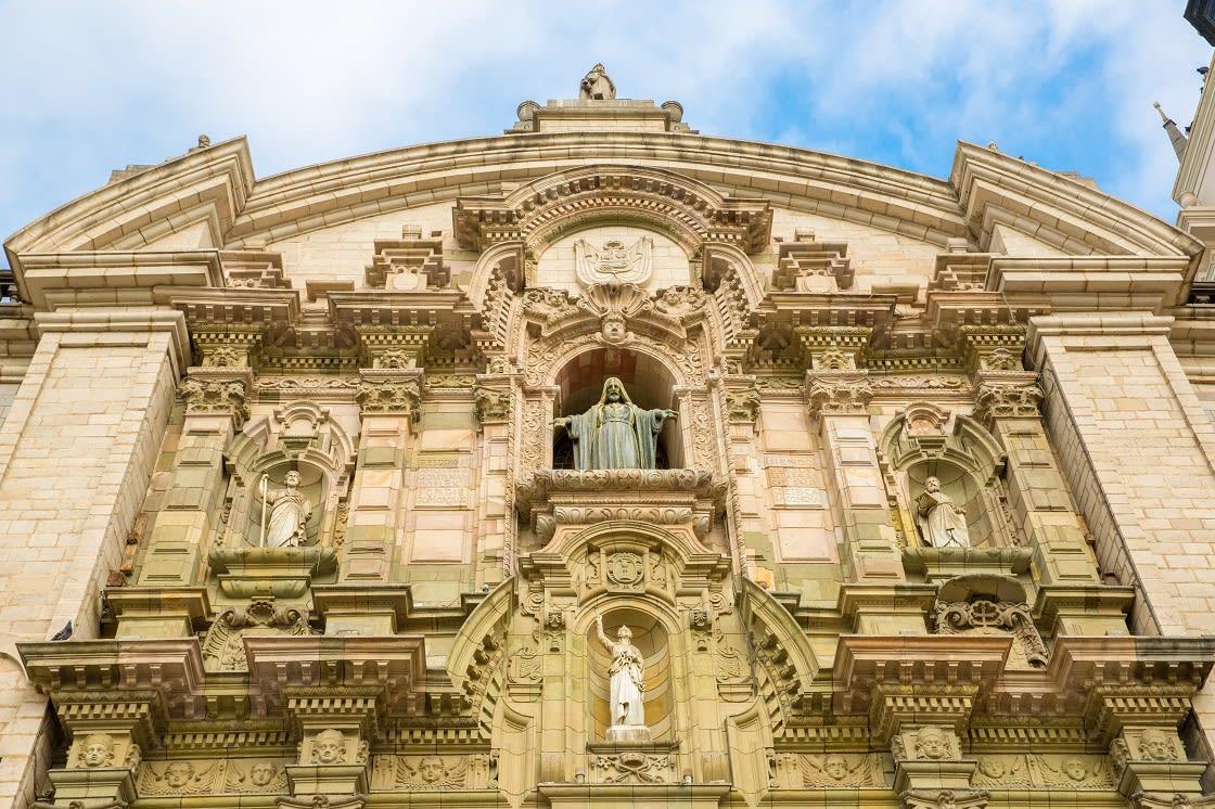 Basílica Catedral Of Lima