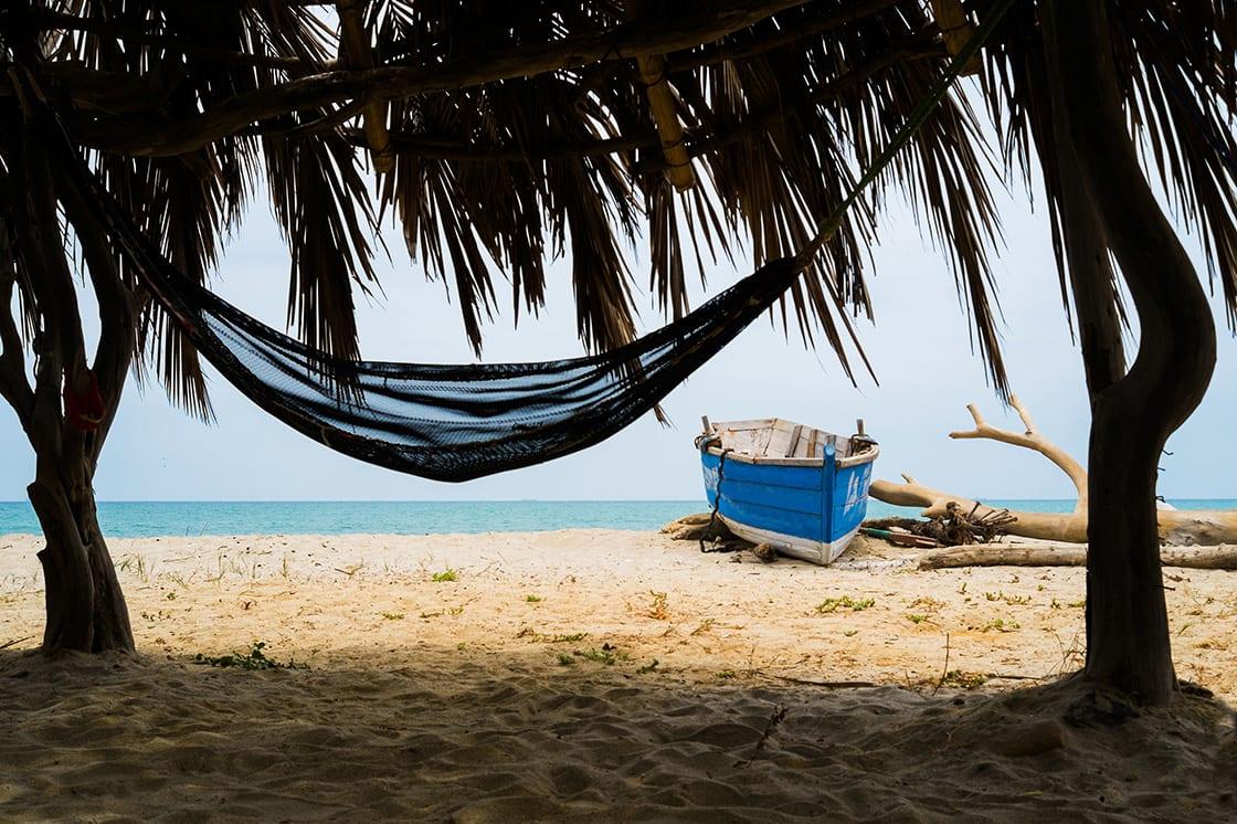 Zorritos Beach, Tumbes