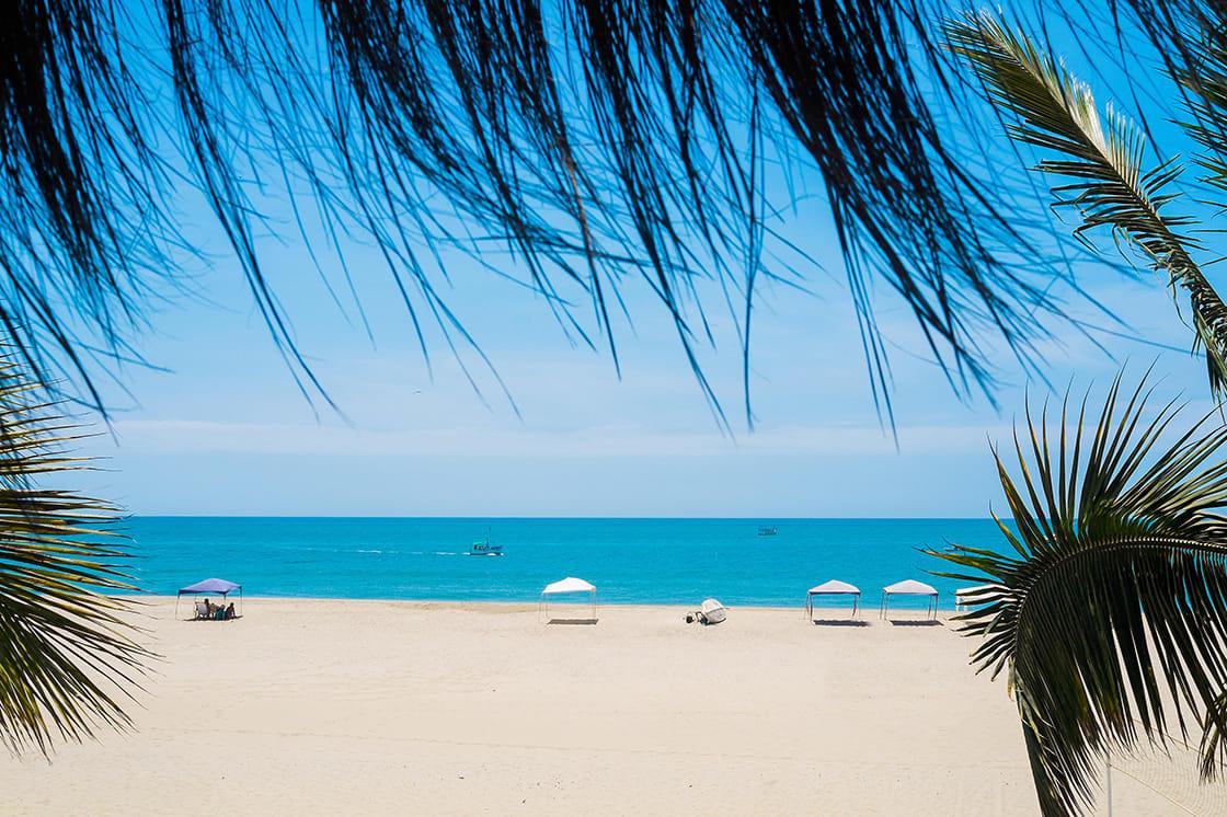Punta Sal Beach, Mancora