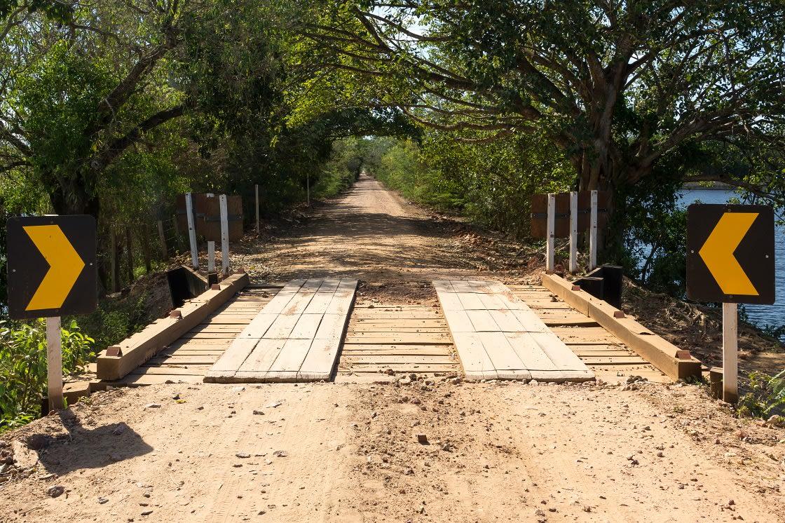 Estrada Parque Do Pantanal, Mato Grosso Do Sul