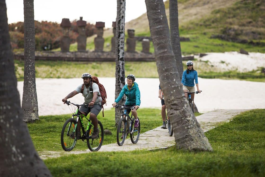 Bike Exploration By Explora Rapa Nui