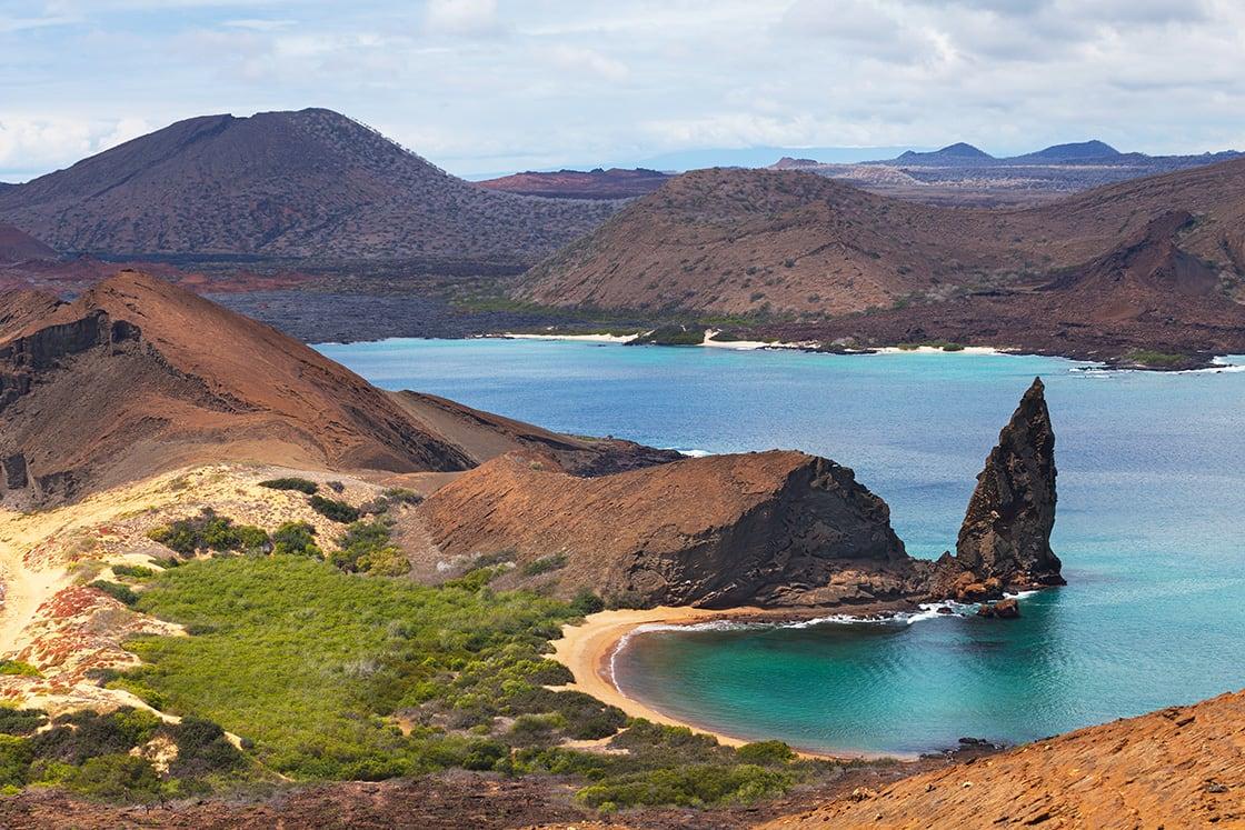 Bartolome,Island,,Galapagos,Islands,,Equador