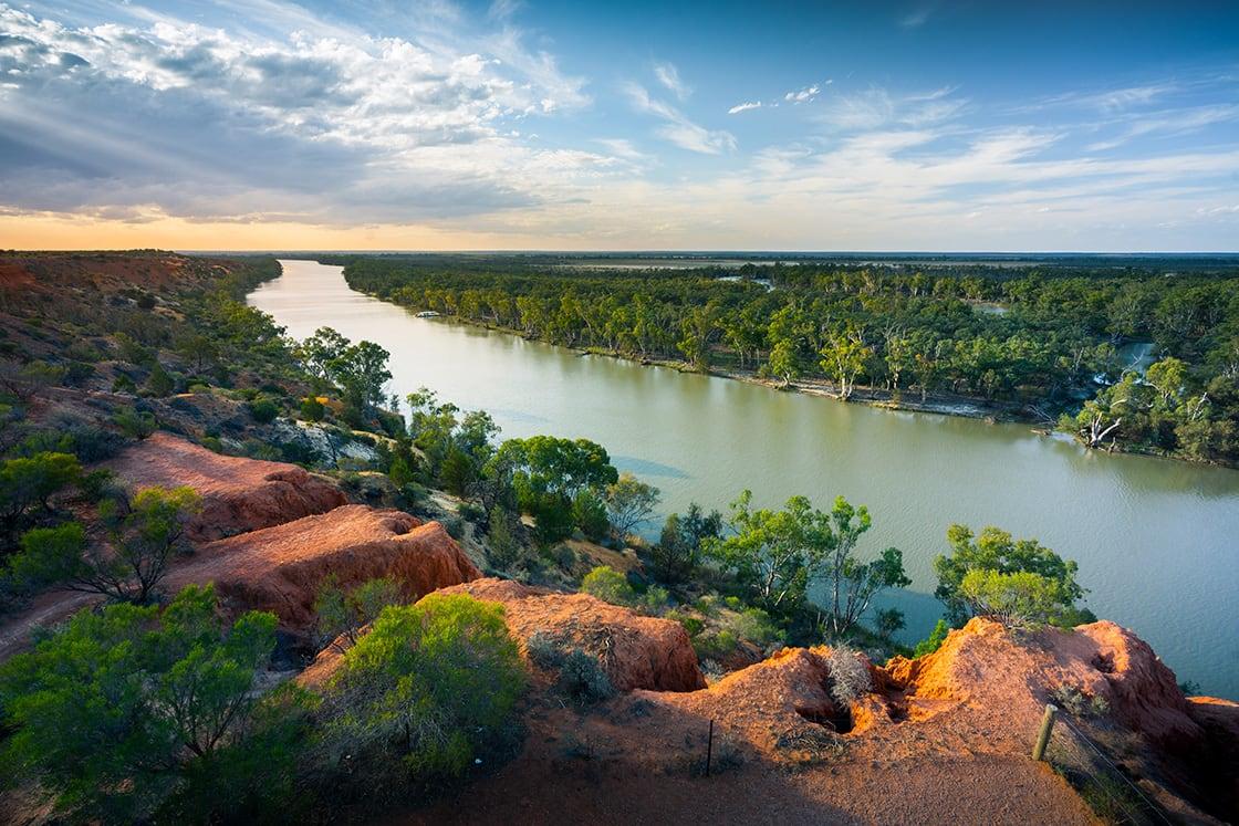Murray,River,,South,Australia