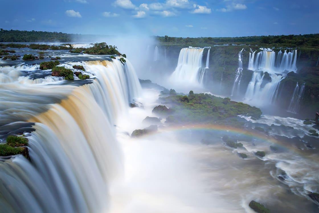 Iguazu Falls Brazil Argentina