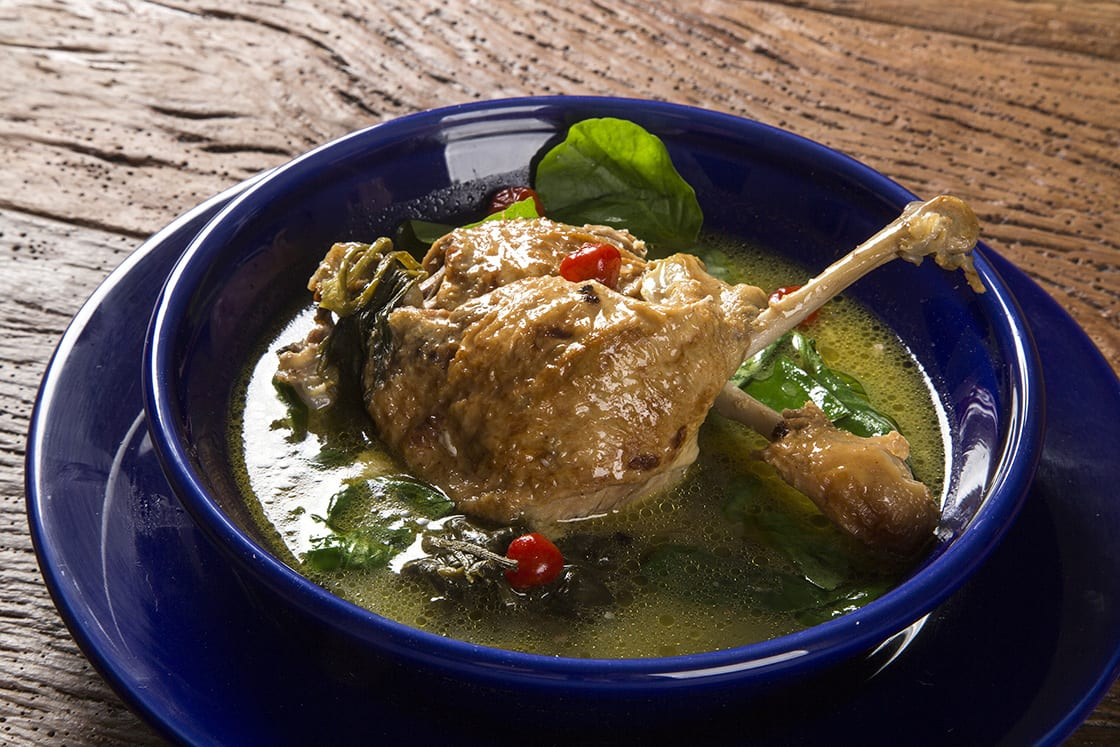 Duck With Tucupi Sauce And Pepper