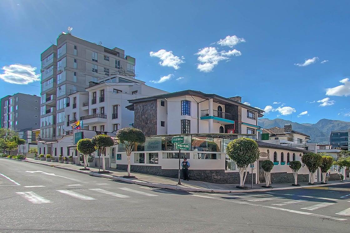 Ikala Hotel In Quito