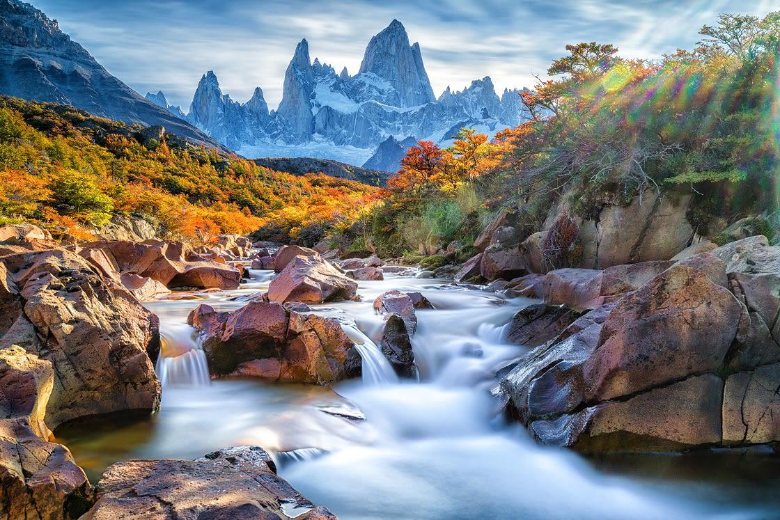 Fitz Roy Mountain, Patagonia