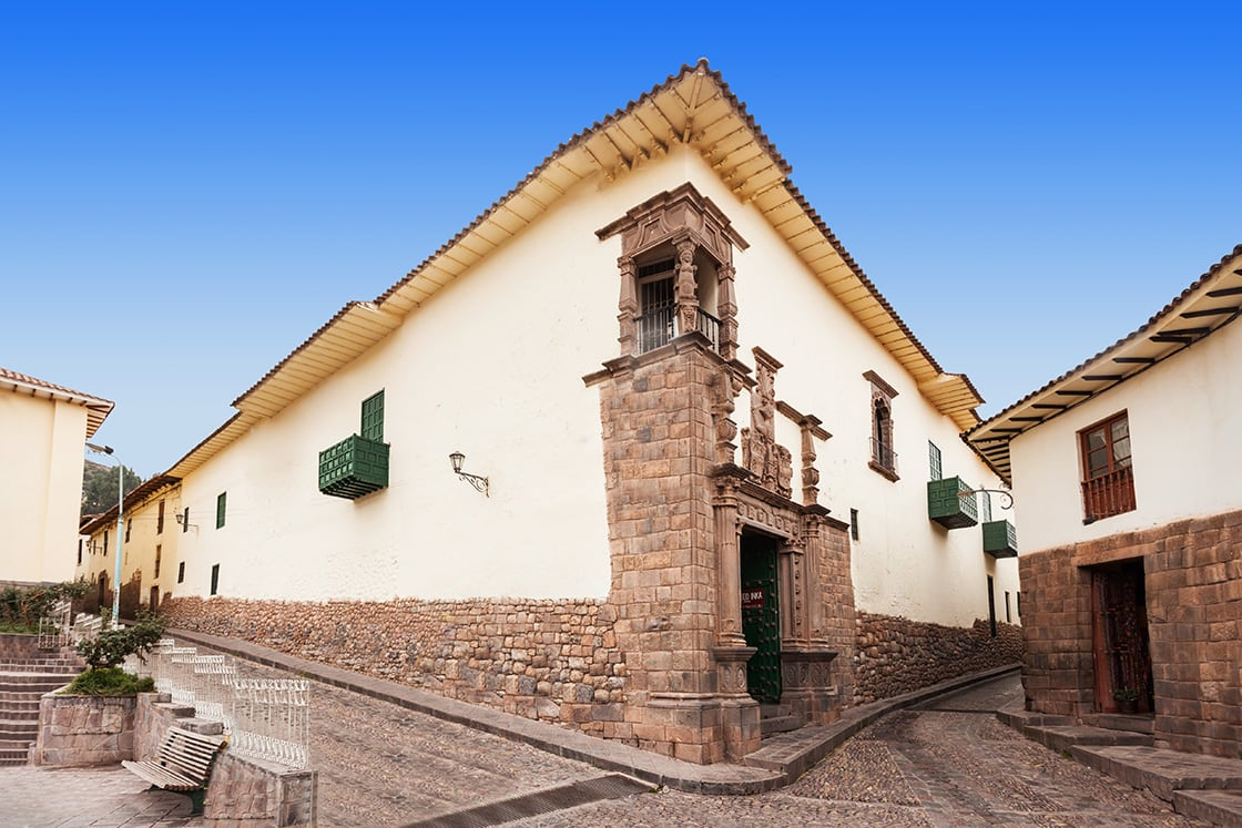 Inca Museum Is An Archaeological Museum